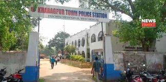 kharagpur town police | newsfront.co