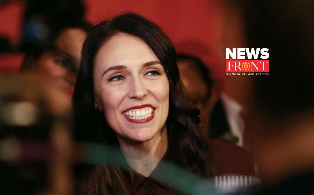 Jacinda Ardern   newsfront.co