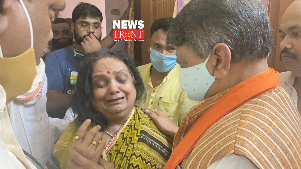 Manish Mother | newsfront.co