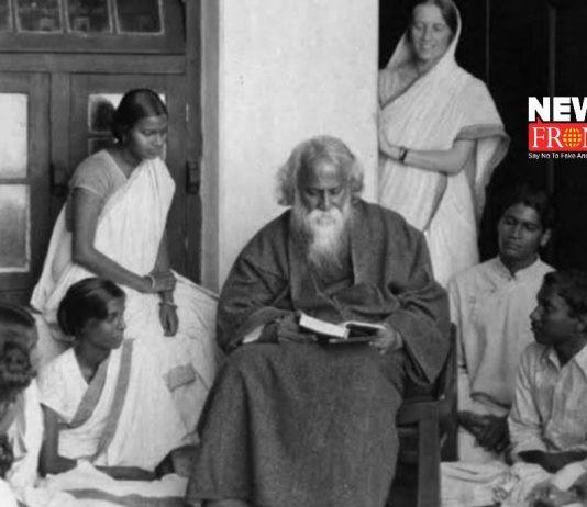 Rabindranath Tagore | newsfront.co