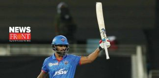 Shikhar Dhawan | newsfront.co