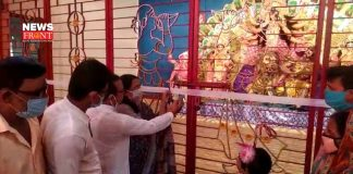 durga puja pandel | newsfront.co