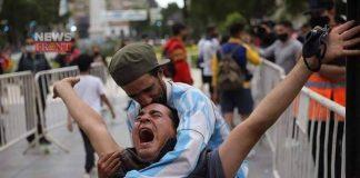 Argentina football   newsfront.co