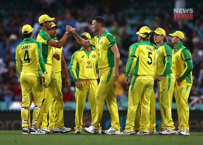 Australia cricket team | newsfront.co