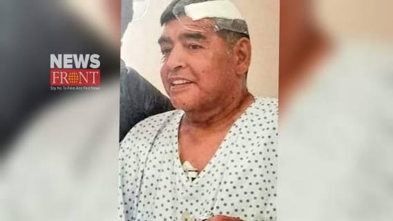 Diego Maradona   newsfront.co