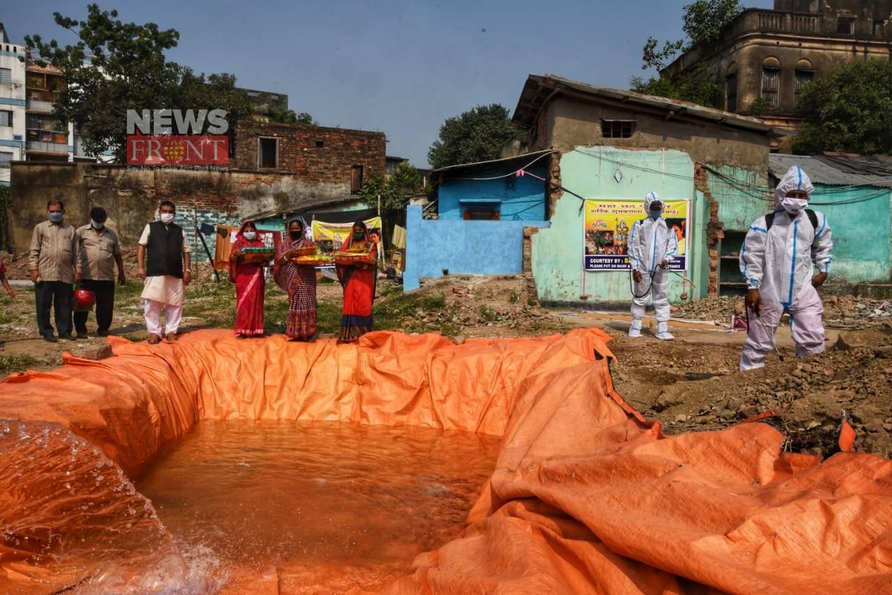 Kolkata Chhat Puja | newsfront.co