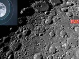 Moon surface | newsfront.co