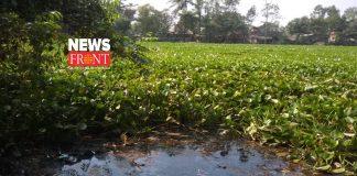 dirty pond | newsfront.co
