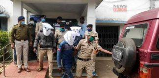 theft arrest   newsfront.co