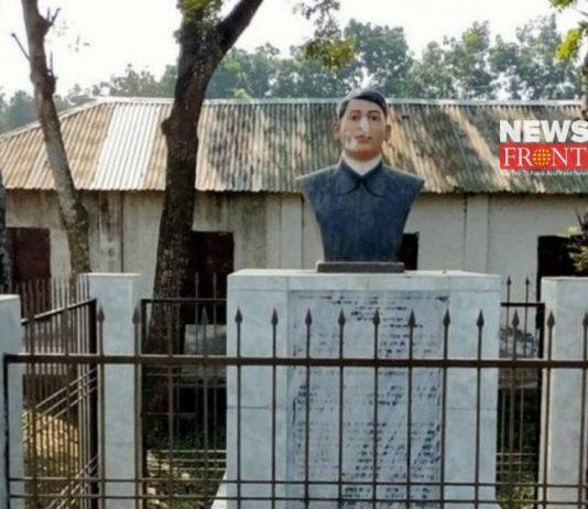 Bagha Jatin's statue   newsfront.co