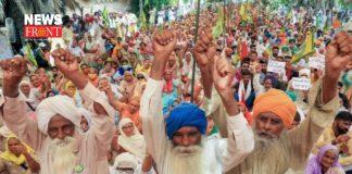 Delhi Farmers protest | newsfront.co