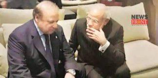 Nawaz Sharif with PM Modi   newsfront.co