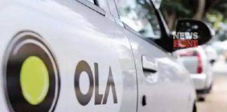 OLA cab   newsfront.co