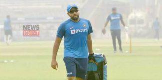 Rohit Sharma | newsfront.co