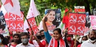 aarya rajendran | newsfront.co