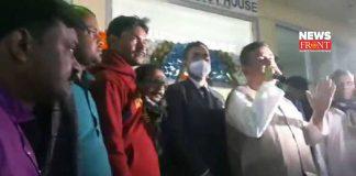 BJP Leader Suvendu Adhikari | newsfront.co