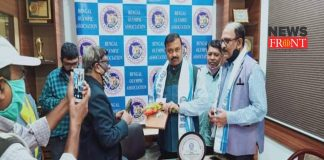 Bengal Olympic association | newsfront.co