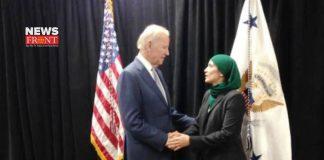 Biden with Sameera Fazili | newsfront.co