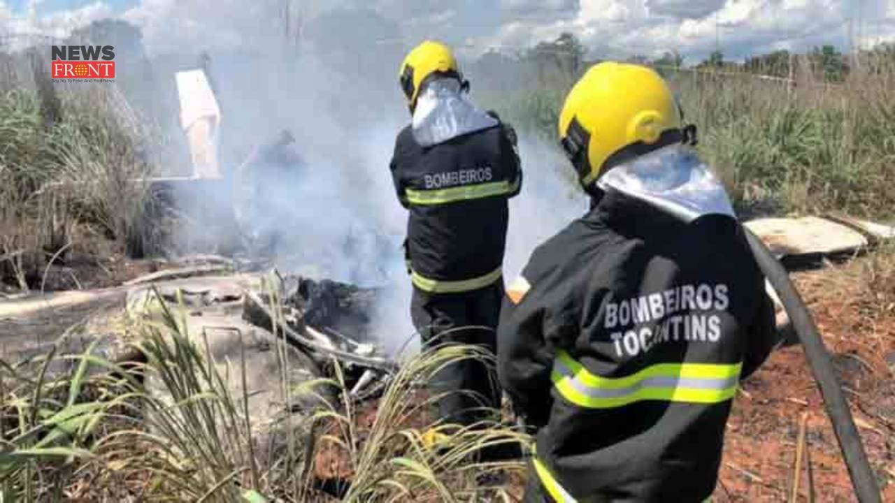Brazil Plane crash | newsfront.co