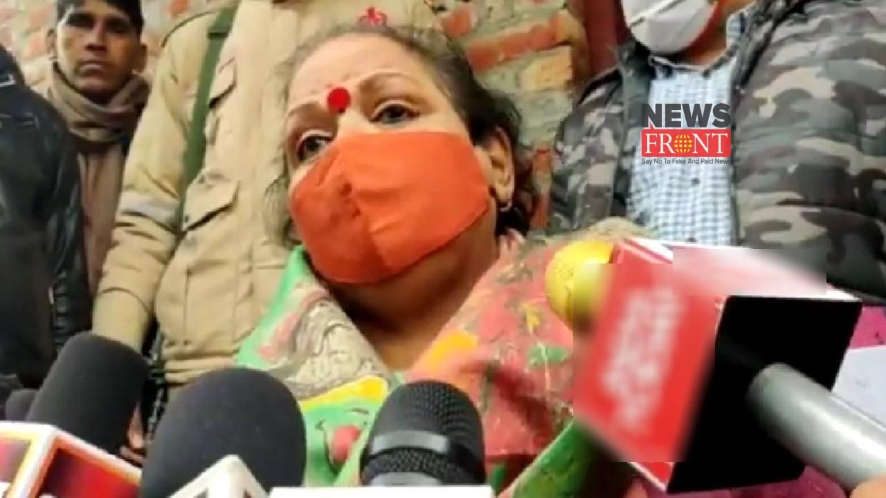 Chandramukhi Devi | newsfront.co