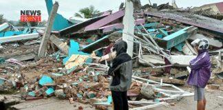 Indonesia earthquake | newsfront.co