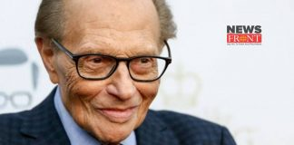 Larry King | newsfront.co