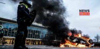 Netherlands Riots   newsfront.co