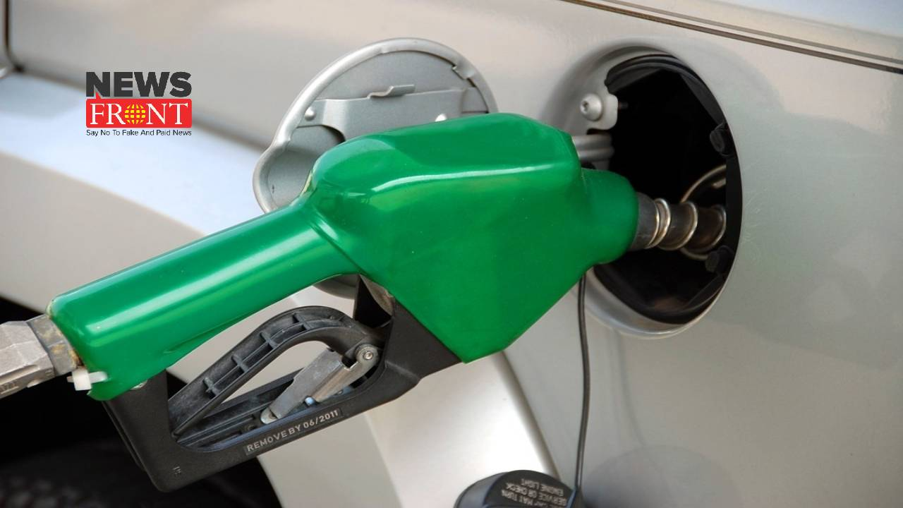 Petrol Price hike | newsfront.co