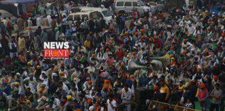 Singhu Farmers Protest | newsfront.co