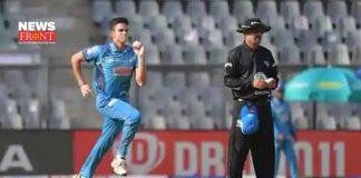 cricketer Arjun | newsfront.co