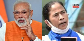 narendra modi and mamata banerjee | newsfront.co