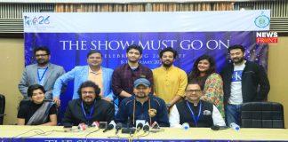 show must goon | newsfront.co