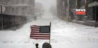 New York Snow strom | newsfront.co