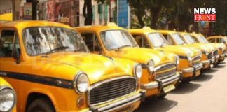 Taxi Strike | newsfront.co