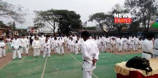karate training camp   newsfront.co