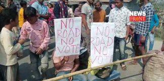 no road no vote | newsfront.co