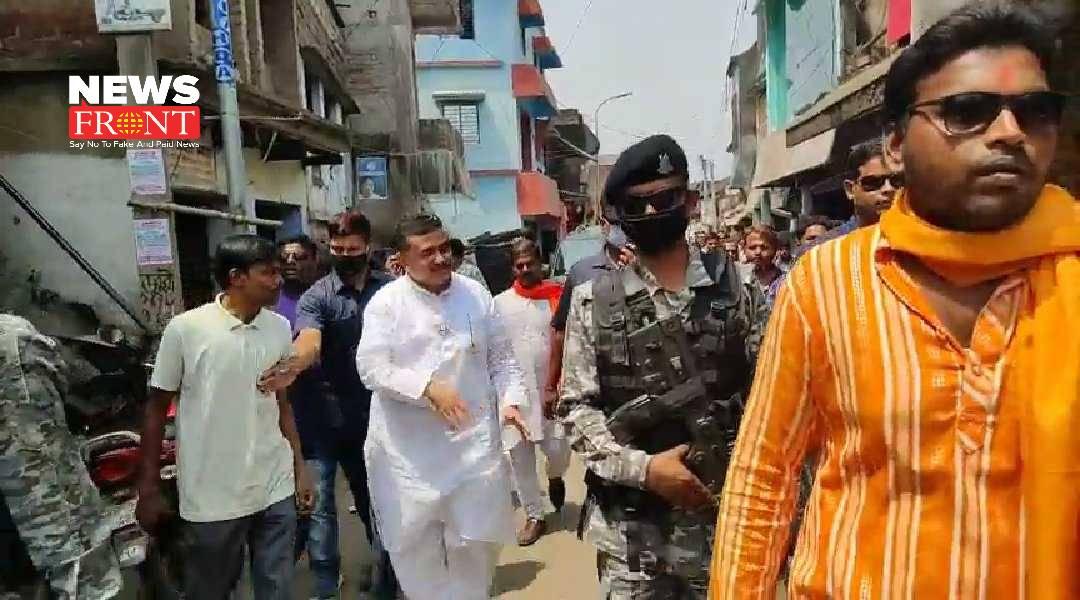 BJP Leader Suvendu   newsfront.co