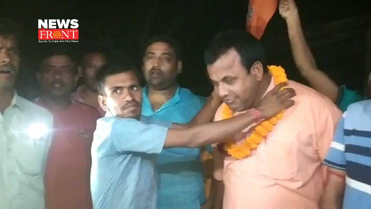 Jalangi BJP Candidate | newsfront.co