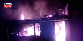 Massive Fire   newsfront.co