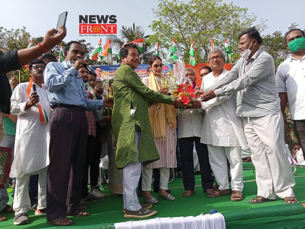 Nusrat Jahan | newsfront.co