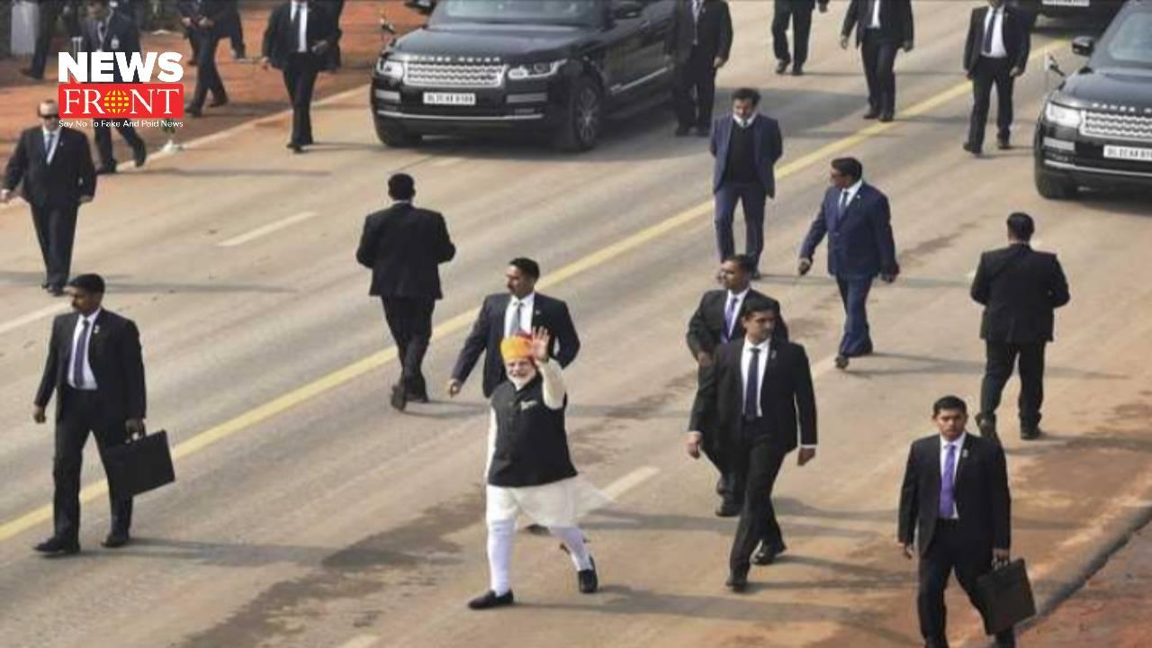 PM Modi in Bengal | newsfront.co