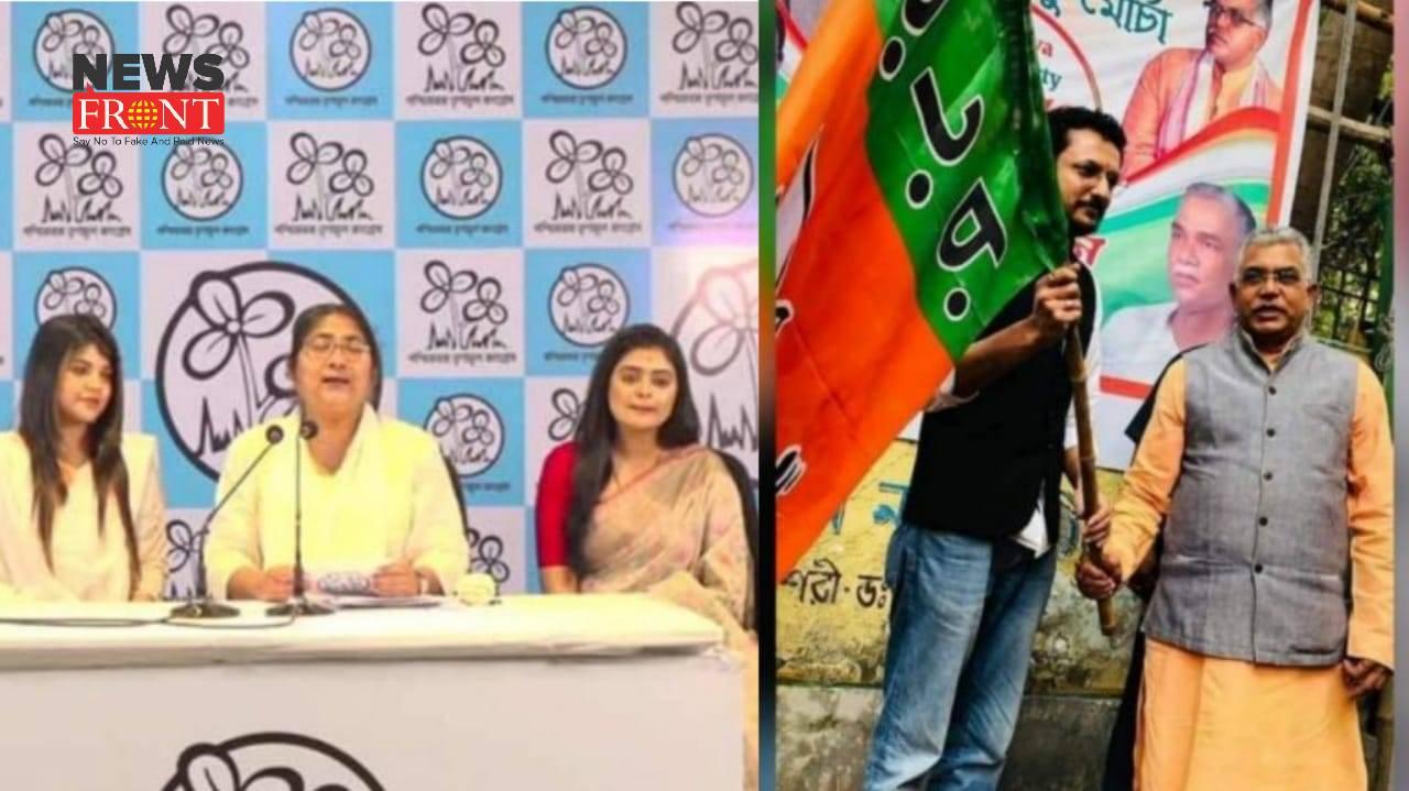 TMC BJP | newsfront.co