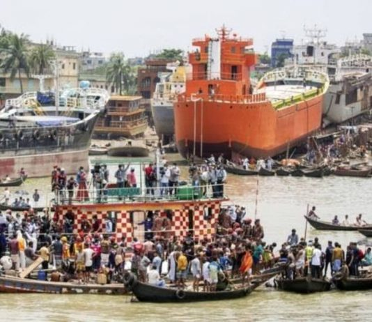 Bangladesh Ferry accident | newsfront.co