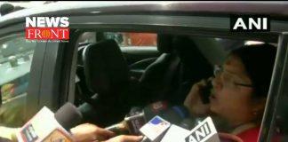 Locket Chatterjee to ECI | newsfront.co