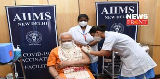 PM Modi at Delhi AIIMS | newsfront.co