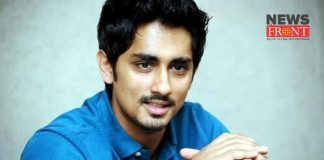South Actor Siddharth | newsfront.co