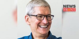 Tim Cook Apple CEO | newsfront.co