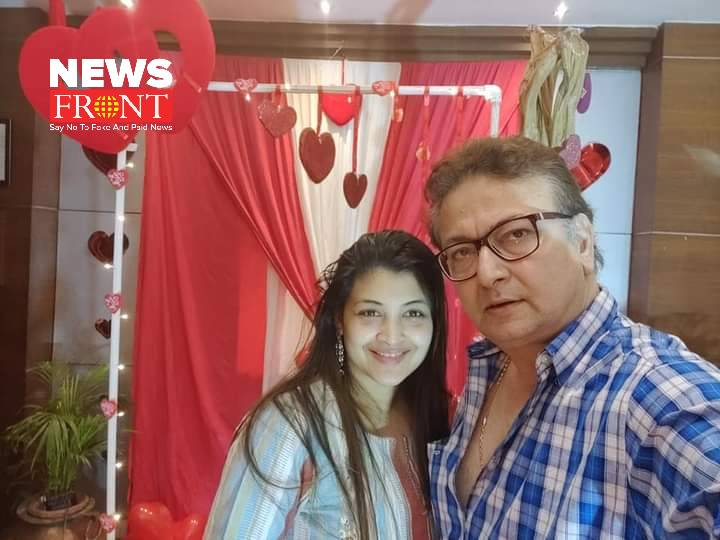 bharat kaul and joyshree | newsfront.co