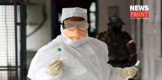 Corona outbreak   newsfront.co
