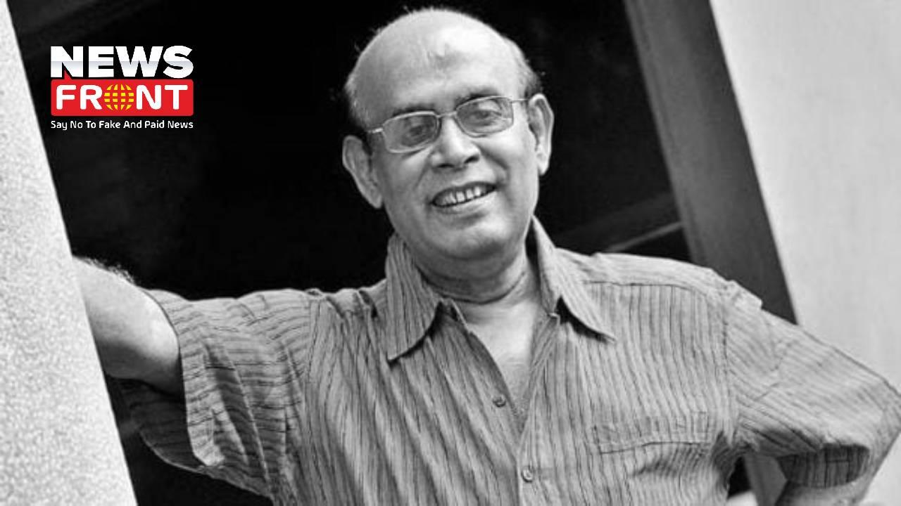Director Buddhadeb Dasgupta | newsfront.co